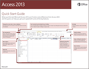 access-quick-start-guide