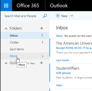 How To Open A Shared Mailbox In Browser Office 365 At Aup