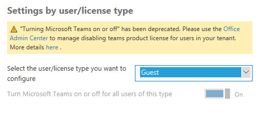 Enabling Access to Teams for Guest Users with PowerShell - Office