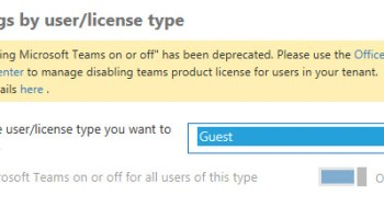 It's Now the Teams Admin Center    And Some New Teams Usage