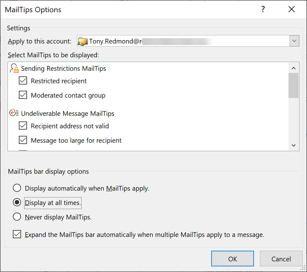 How to send email from distribution list in outlook 2020