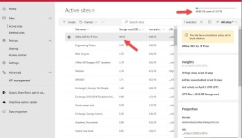 SharePoint Online Can Now Rename Site URLs - Office 365 for