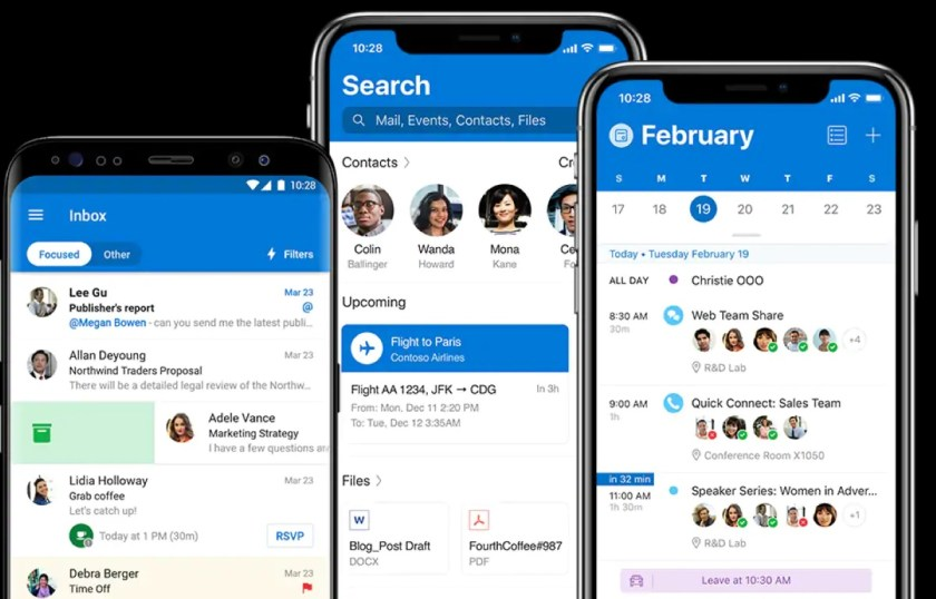 How Microsoft Deploys New Outlook Mobile Features - Office