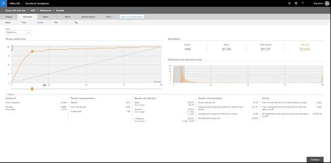 Office 365 Advanced eDiscovery V1