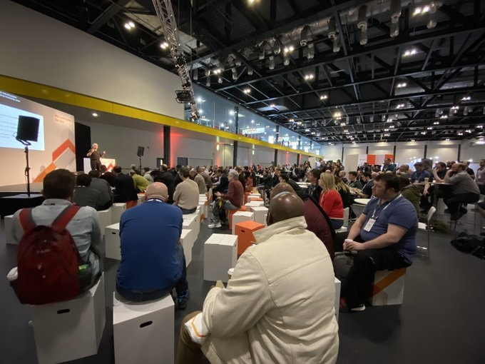 Speaking at Microsoft Ignite on Tour in London, January 2020