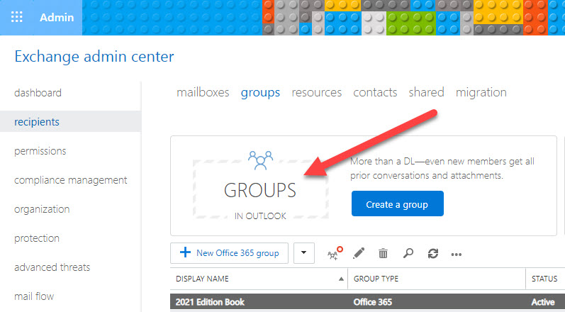 Groups in Outlook aka Office 365 Groups aka Microsoft 365 Groups aka Outlook Groups