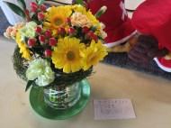 susipakuさんからお花を贈っていただきました!ありがとうございます!
