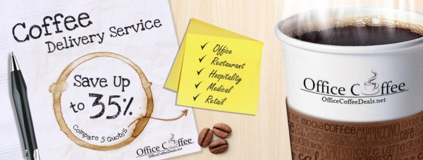 Coffee Delivery Solutions For Business and Office