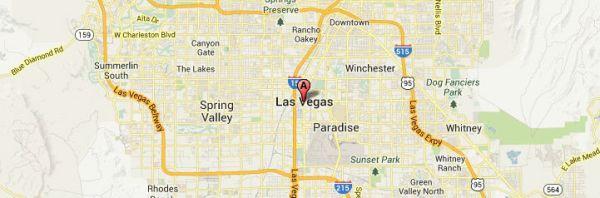 las-vegas-NV-map