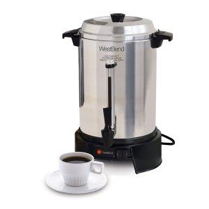 Single Pot Coffee Maker