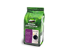 Green Mountain Coffee offers a variety of packaging options aas well as many flavors