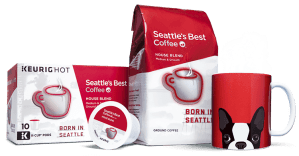 Seattle's Best is another premium brand of coffee that we can supply.