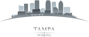 Tampa Florida City Logo image for Classic Coffee
