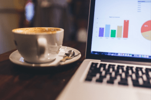 It is a fact that coffee increases office productivity. Just look at these charts as proof.