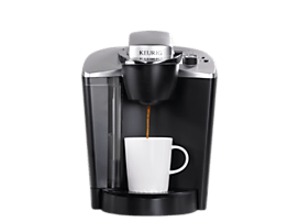 Keurig pro series makes coffee making easy.