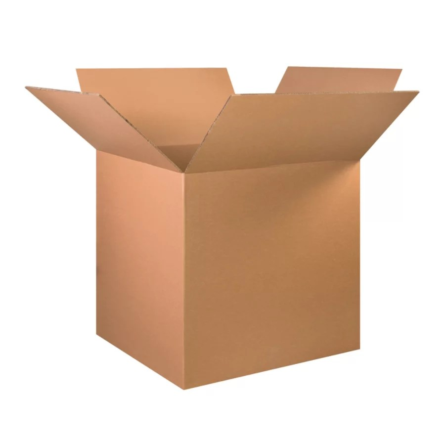 Office Depot Brand Double Wall Heavy Duty Corrugated Cartons 36 X 36 X 36 Pack Of 5 Office Depot