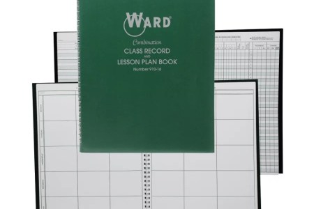 Lesson Plans   Record Books at Office Depot Ward Class Record And Lesson Plan