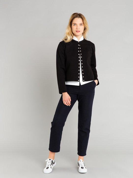 gilet-cardigan-mode-femme-tendance-2020-agnesB