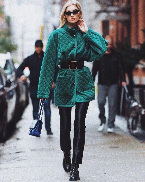tendance-matelassé-veste