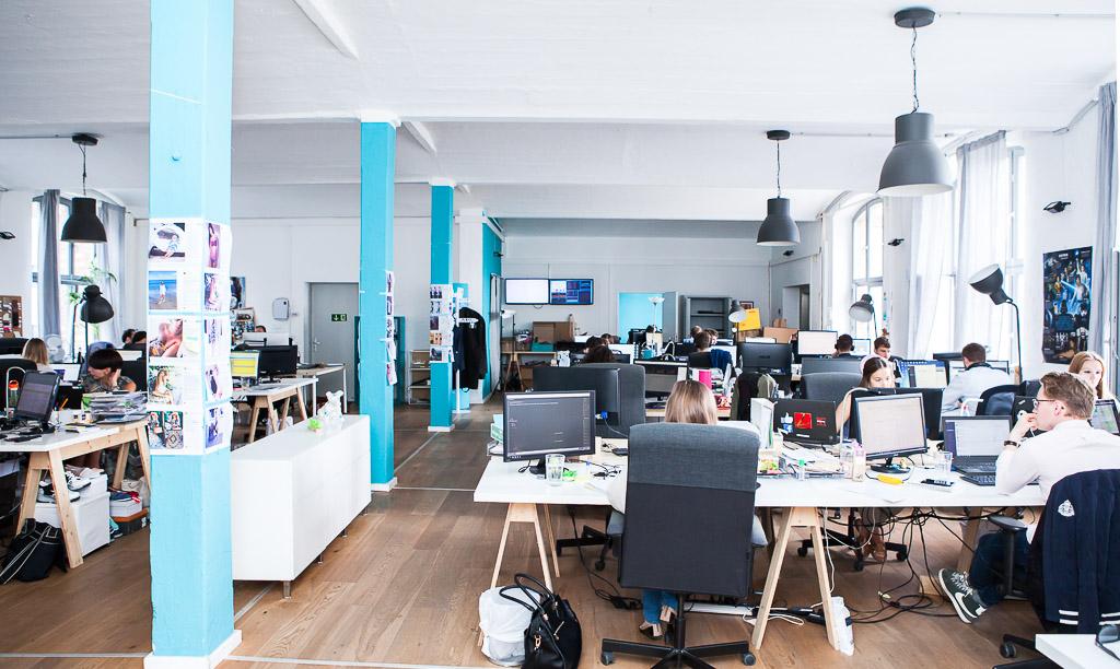 Lesara 3 1024x612 Inside of Lesaras office in Berlin