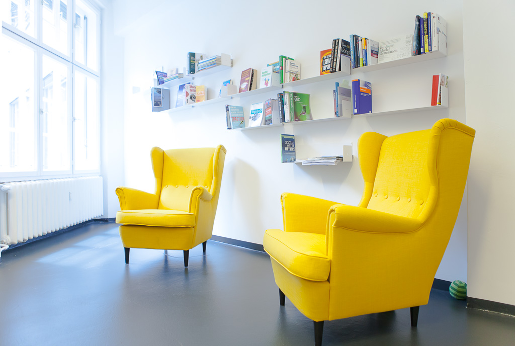 friendsurance 8 1024x688 An Inside Look at Alecto / Friendsurances Office in Berlin