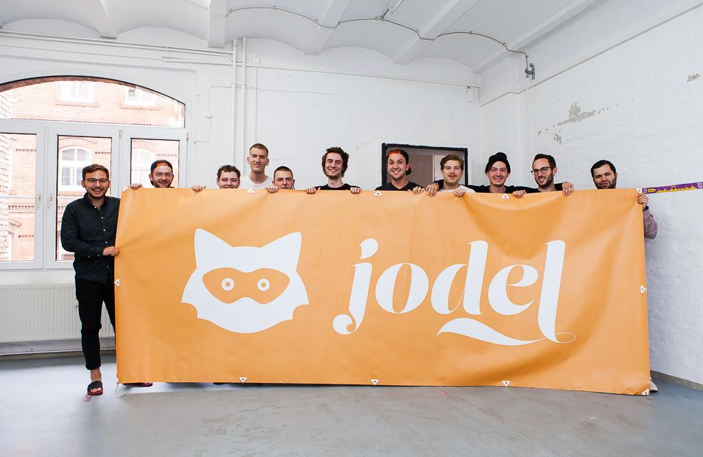 jodel 12 1024x666 Peek Inside Jodels Office in Berlin