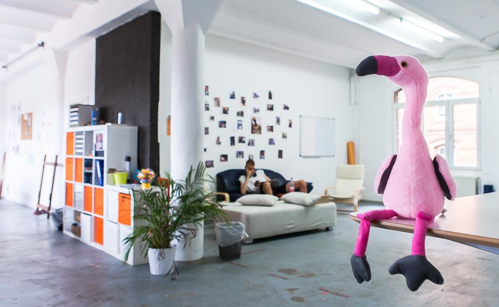 jodel 17 1024x631 Peek Inside Jodels Office in Berlin