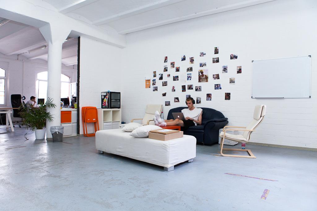 jodel 2 1024x683 Peek Inside Jodels Office in Berlin