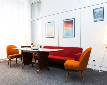 Outfittery, startup, office, berlin, meeting, space, 60s