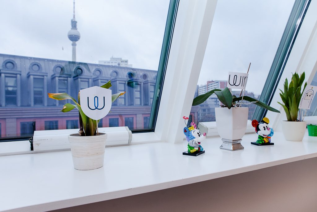 A TOUR OF WIRE\'S OFFICE IN BERLIN - OFFICE DROP IN