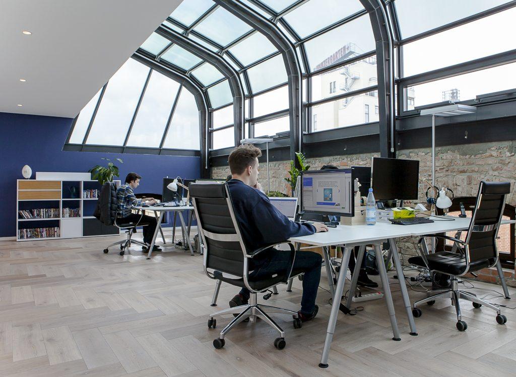 TAB Company officedropin 3252 1024x749 INSIDE OF TABS SUPER BRIGHT OFFICE IN BERLIN