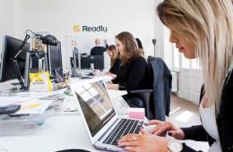 Readly, Office, Officedropin.com, Germany, Berlin, Women