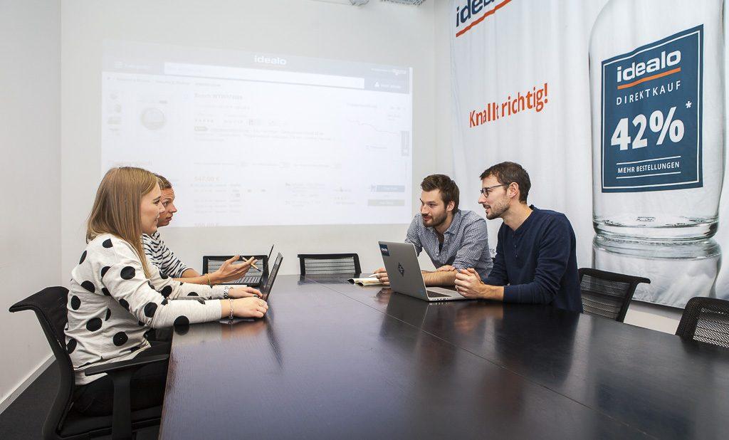 IDEALO officedropin 7293 1024x618 A PEEK INSIDE IDEALOS HQ BERLIN OFFICE