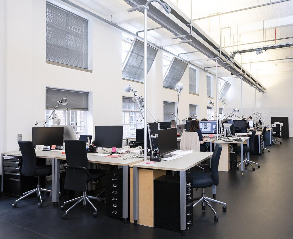 Officedropin MetaDesign Lukoschek 0142 A TOUR OF METADESIGNS OFFICE IN BERLIN