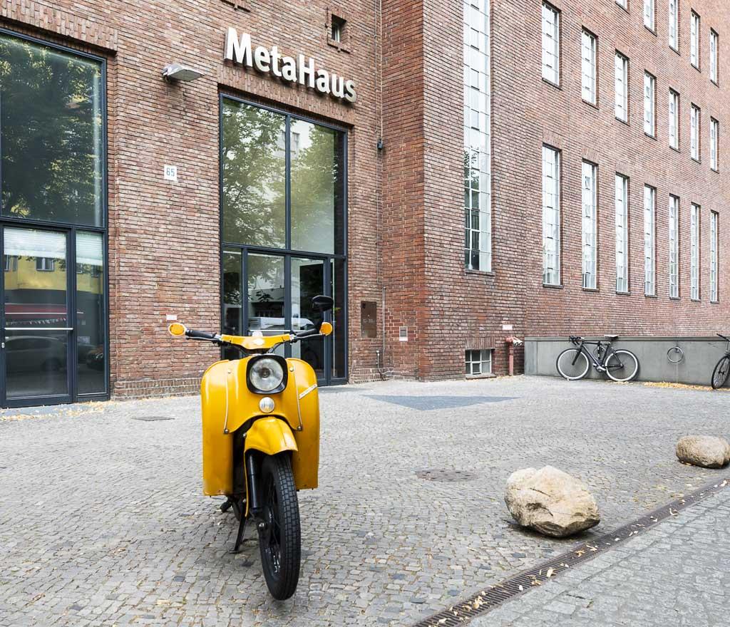 Officedropin MetaDesign Lukoschek 0162 3 A TOUR OF METADESIGNS OFFICE IN BERLIN
