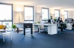 Realbest Berlin, office, big room