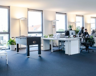 Realbest Berlin, office, big room