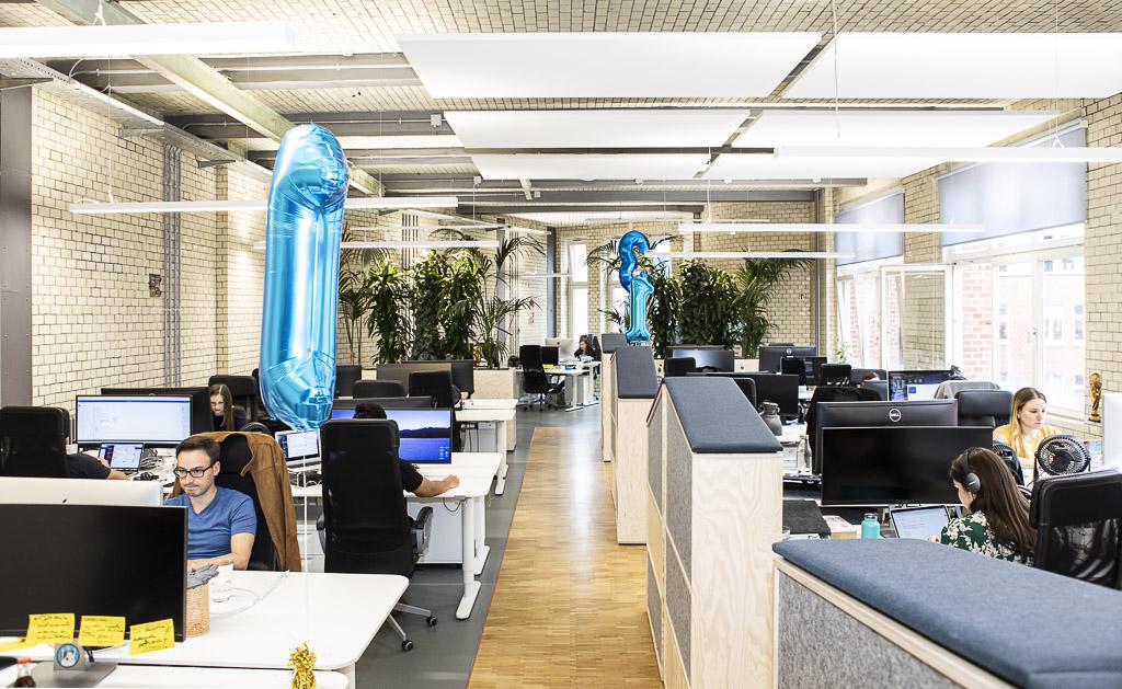Adjust Office Drop IN officedropin 5577 A TOUR OF ADJUSTS OFFICE IN BERLIN