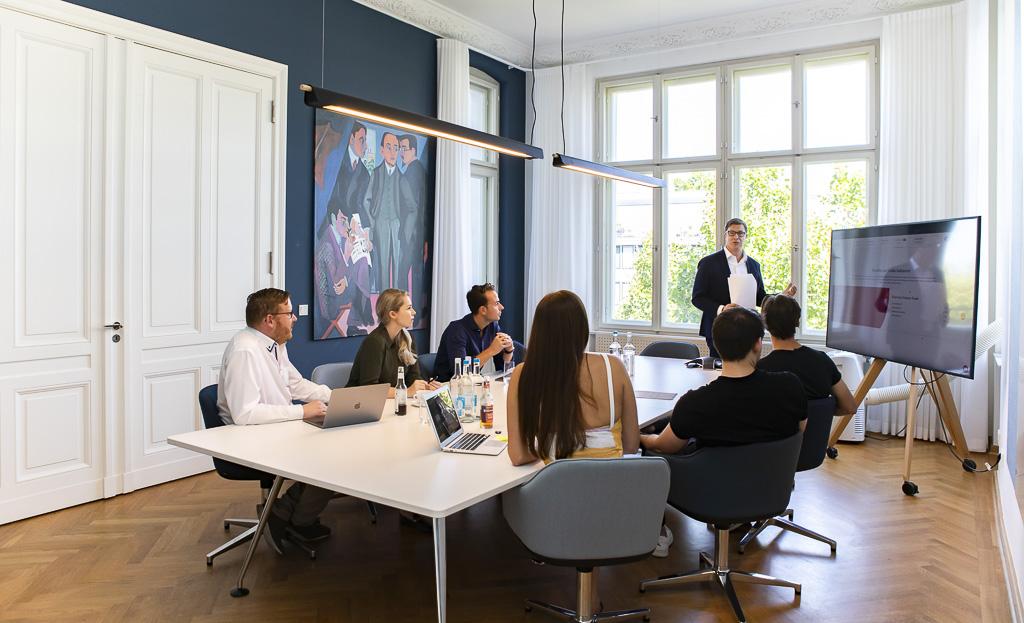 Liqid Berlin Office Drop IN officedropin 7516 A TOUR OF LIQID HQ IN BERLIN