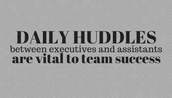 Coaching for Executive Assistants and Administrative Assistants