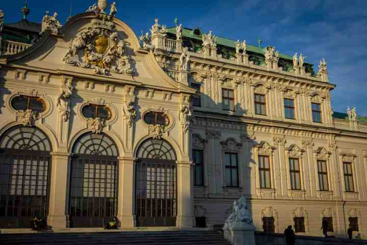 Things to do in Vienna: The Belvedere