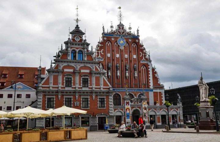 Riga center scaled