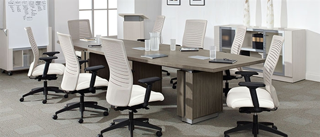 Modern Conference Boardroom Furniture & Chairs