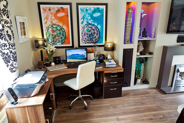 Office Decorating Themes