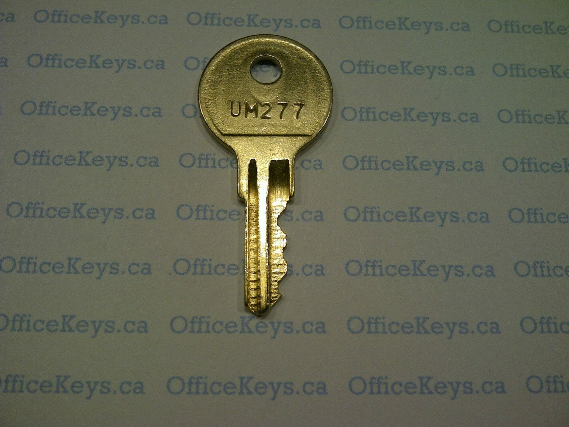 um284 Two Replacement Keys for Herman Miller File Cabinet Office Furniture Cut to Lock//Key Numbers from UM227 to UM350 pre Cut to Code by keys22