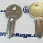 Ilco Key Blank 1041H