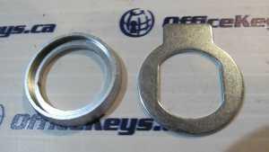 Olympus Lock T37NKIT Number Plate Ring Kit