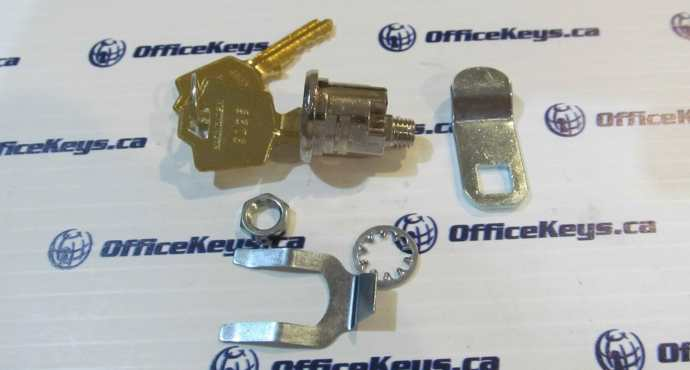 ESP/Hudson Lock PTR-656-03 Bommer Mailbox Lock