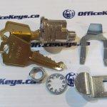 ESP/Hudson Lock PTR-656-05A Florence Mailbox Lock