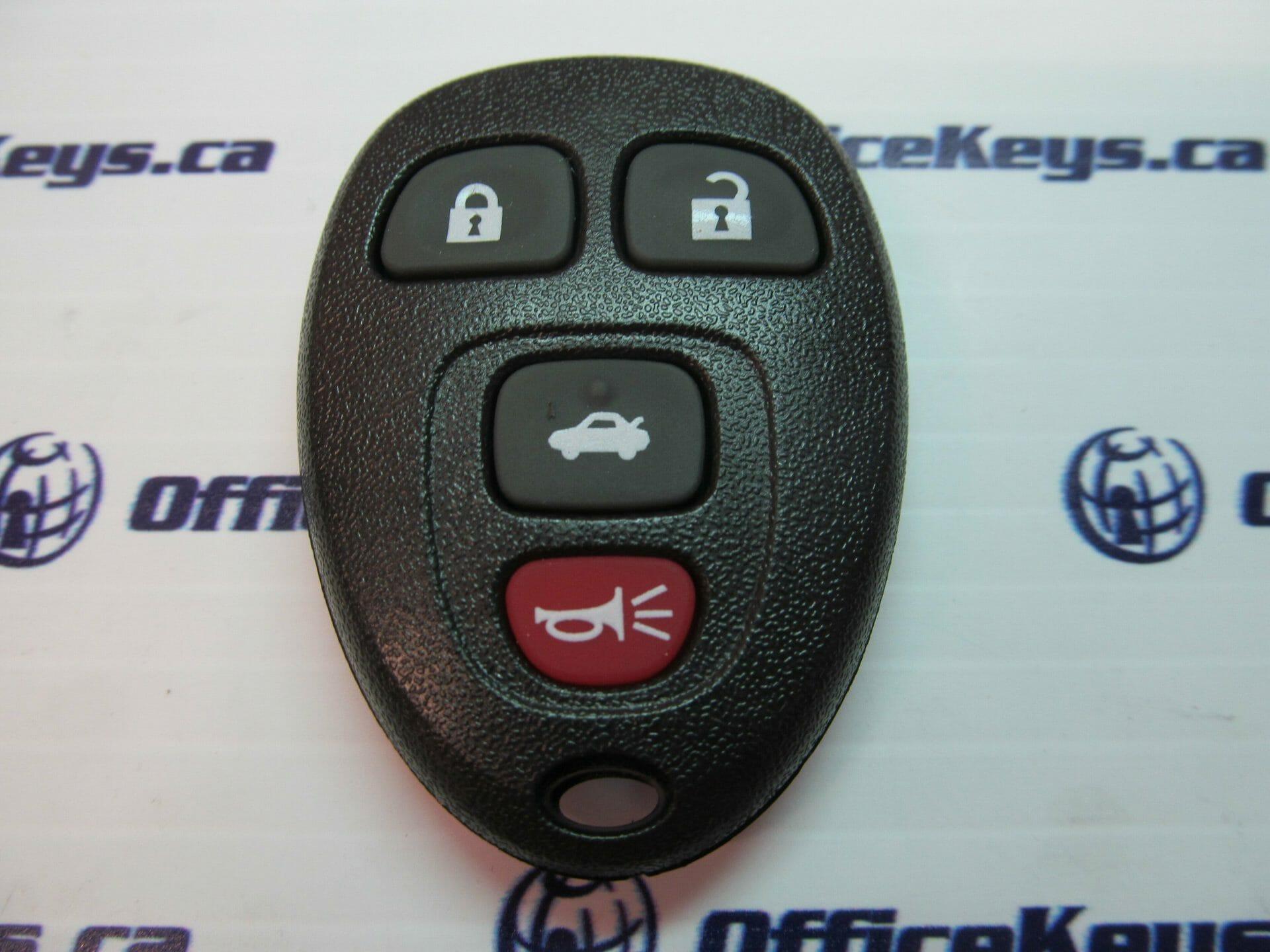 2006-2013 GM Chevy Cadillac Buick Key Fob OEM Keyless Entry Remote 10337866